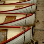 """Versaille Row Boats"" by EdmundLowe"