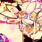 """""""Happy Lotus"""" by Tanya_Dawn_Art"""