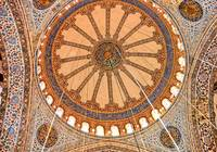 Dome of Blue Mosque, Istanbul