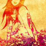 """""""Girl in Flowers"""" by francisfung"""