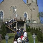 """Holy Cross Immaculata Good Friday"" by scottmeyer"