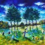 """""""Ascot Cemetery"""" by Danu"""