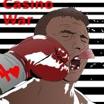 """Face punched boxer Casino War Propaganda"" by Casino"