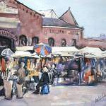 """Wigan Old Market"" by anthonybarrow"