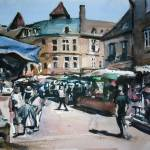 """French Market"" by anthonybarrow"