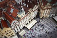 Old Town Square in Prague, Czech Republic