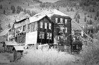 Old Historic Buildings of Idaho City, Idaho