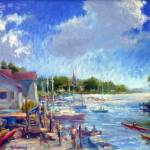 """Wickford Cove"" by blaney"