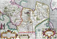 Map of Tartaria, from Mercator's 'Atlas..., c.1595