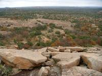 From the top of Enchanted Rock