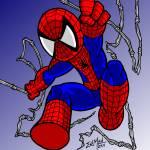 """Spiderman"" by EdMedArt"