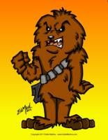 Chewbacca What a Wookie