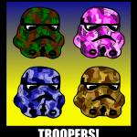 """Support our Troopers"" by EdMedArt"