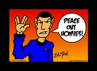 Peace Out My Vulcans