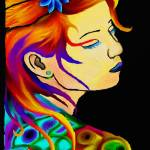"""""""Goddess Of Color"""" by ToxicCub"""