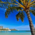 """Diamond Head and Waikiki - 21558"" by RJ"