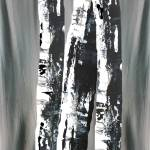 """Birch 2"" by FradetFineArt"
