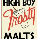 """Frosty Malts"" by WardArt"