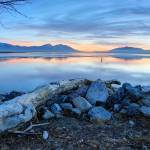 """Utah Lake at Sunset"" by ultimateplaces"