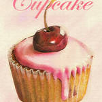 """cherry cupcake"" by pietrastone"