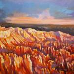 """View from Bryce Canyon"" by painterflipper"