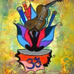 """Blooming Yoga"" by Adka"