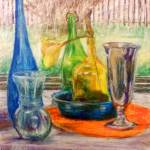 """""""color takes the stillness out of life part 2"""" by alansmithart"""