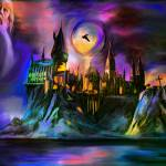 """Hogwarts Castle..."" by andy551"