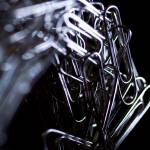 """Paper Clips"" by pigeon-photography"