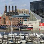 """Inner Harbor - Baltimore"" by BrendanReals"