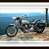 crazyhorse Art Prints & Posters by Dan McKinley