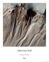 Hale Crater Wall