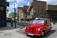 London red cab