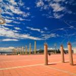 """Barcelona Olympic Montjuic Stadium, Spain"" by katta"