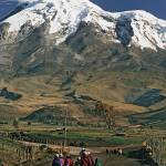 """People on Dirt Road near Chimborazo, Ecuador"" by petrsvarc"