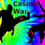 """Kung Fu Casino War"" by Casino"