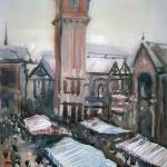 """Wigan Market"" by anthonybarrow"