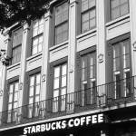 """Philadelphia Starbucks"" by LeeAdams"