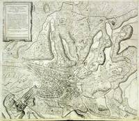 Map of the city of Rome, 1557