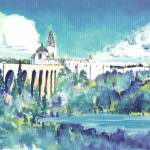 Mr Goodhue's Dream Balboa Park San Diego by RD Riccoboni