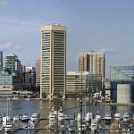 """Baltimore Panorama"" by BrendanReals"