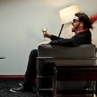 Dave Grohl : Maxell Art Prints & Posters by Stephen Stickler