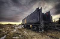 Coal Car HDR