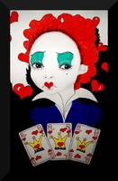 Little queen of hearts