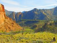 Nature At Work - Smith Rock State Park
