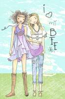 Illustration....BFF