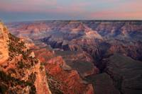 Dawn at Grand Canyon National park