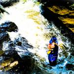 """""""Kayaker"""" by thelastbohemians"""
