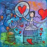 """Freeing My Heart"" by juliryan"