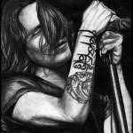 """Brandon Boyd 2"" by ArtByAlycia"